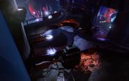 BaSE2 Bathysphere DeLuxe Showroom Destroyed Pathway