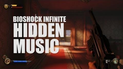 Bioshock Infinite - Music Hidden in Ambient Noise