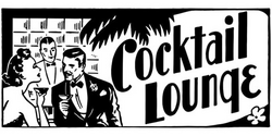 Cocktail Lounge Clip Art Silk Lounge Ad