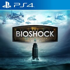 BioShock: The Collection için <i>PlayStation 4 kutusu</i>.