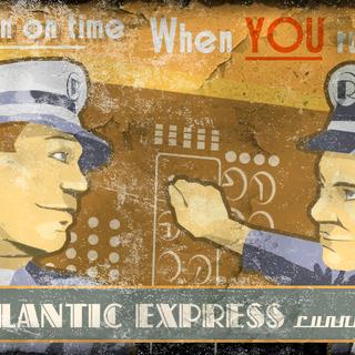 ¡Nuestros trenes circulan puntiales si TÚ eres puntual!