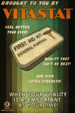 Archivo:First Aid Kit Poster.png