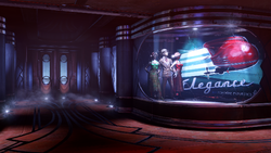 Housewares-Bathyspheres Deluxe-Entrance