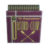 Oxford Club Cigar