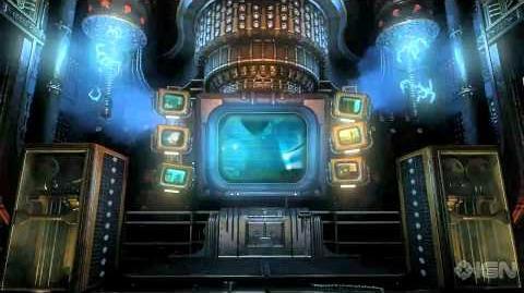 BioShock 2 DLC Trailer - Minerva's Den