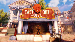 Devil Cast Out