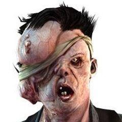 <i>Vista cercana al rostro de Toasty (BioShock 2).</i>