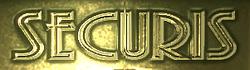 Securis logo (gold)