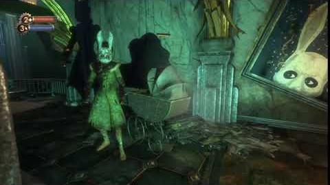 Baby Carriage Splicer Dialogue (Bioshock)