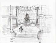 Minerva's Den Thinker Atrium Concept