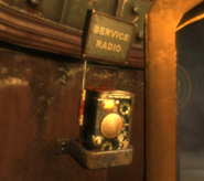 La radio in Bioshock