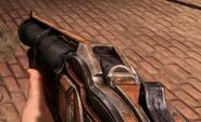 Lever Action Shotgun Demo