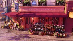 BaSE2 Paris Fleurs de la Victoire Exterior