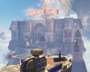 BioShock Infinite - Comstock Center Rooftops - telescope f0840