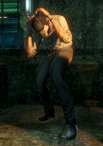 File:BioShock 2-Stanley Poole encountered in Dionysus Park - ducked f0372.png