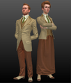Bioshock infinite the lutece twins by mrgameboy2013-d64lhy5.png