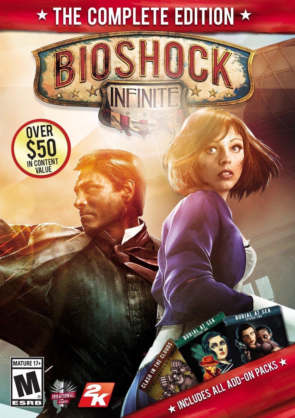 Resultado de imagem para BioShock Infinite: The Complete Edition
