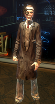 BioShock 2-Reed Wahl encountered in The Thinker f0368