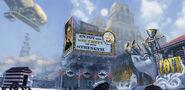 Battleship Bay Concept Art