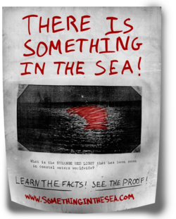 There is something in the Sea ad