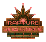 Rapture Central Computing Sign