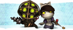 BioShock Costume Pack Little Big Planet 2
