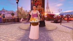 Burial at Sea Episode 2 Scripted Events Paris baguette