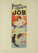 Georges Meunier - Papier à Cigarettes - Job Poster 1899
