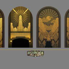 <i>Diseño conceptual de obras sobre escultura arquitectónica.</i>