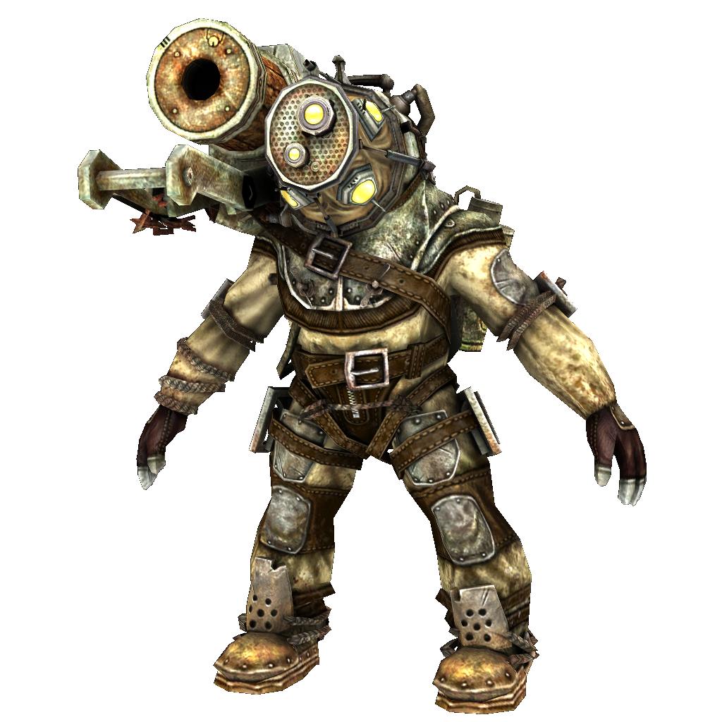 Rumbler bioshock wiki fandom powered by wikia - Bioshock wikia ...