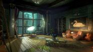 Bio2M Mercury Suites Glamour Suite Piano Room