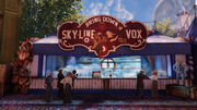 Sky Line-Vox