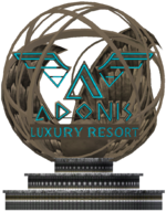 Adonis Luxury Resort Logo