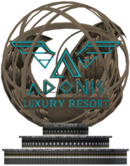 Adonis Luxury Resort Logo