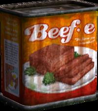 BeefE Potted Meat Model Render