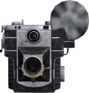 Research Camera Bio2M Model Render 2