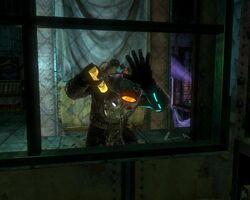 BioShock 2-Inner Persephone - Augustus Sinclair as Subject Omega f0354