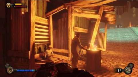 "Bioshock Infinite HD ""Shake Sugaree"" Shantytown Song"