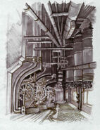BioShock Engineering Sketch