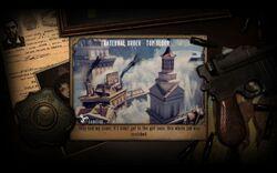 BioShock Infinite Loading Screen