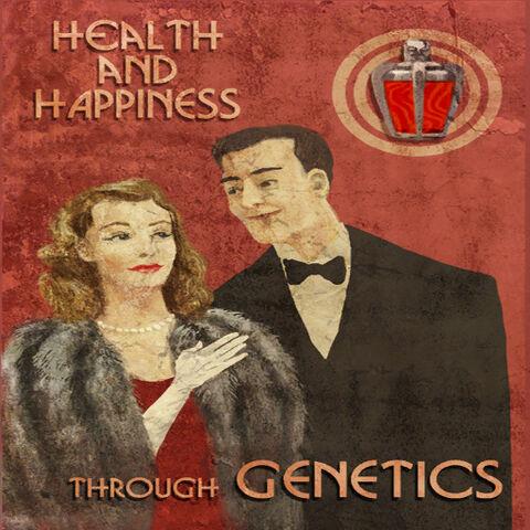 Anuncio de Salud y Felicidad con la GENÉTICA
