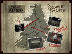 Mappa di Rapture