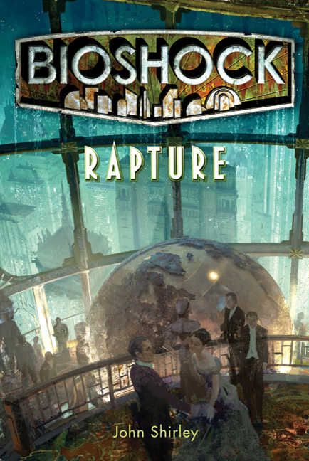 bioshock rapture book