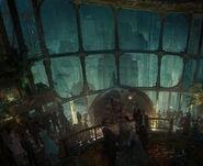 BioShock Rapture Novel Cover Art
