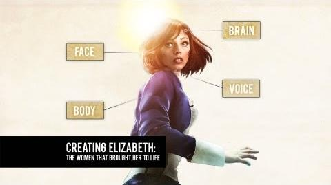 Creating Elizabeth The Women That Brought Her To Life