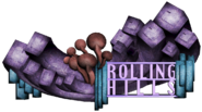 Rolling Hill Sign