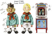 !dimwit duke dolls