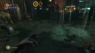 I don't think that's how physics are supposed to work BioShock Remastered