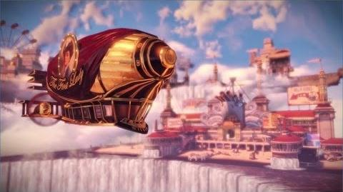 BioShock Infinite City in the Sky Trailer