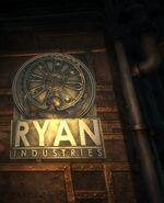 Эмблема райан индустриез
